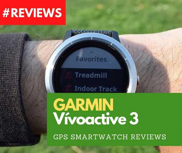 GARMIN Vívoactive 3