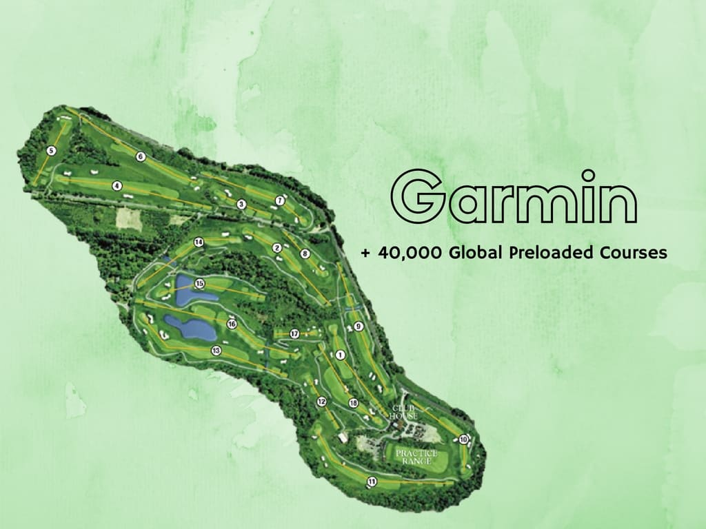 garmin golf watch update