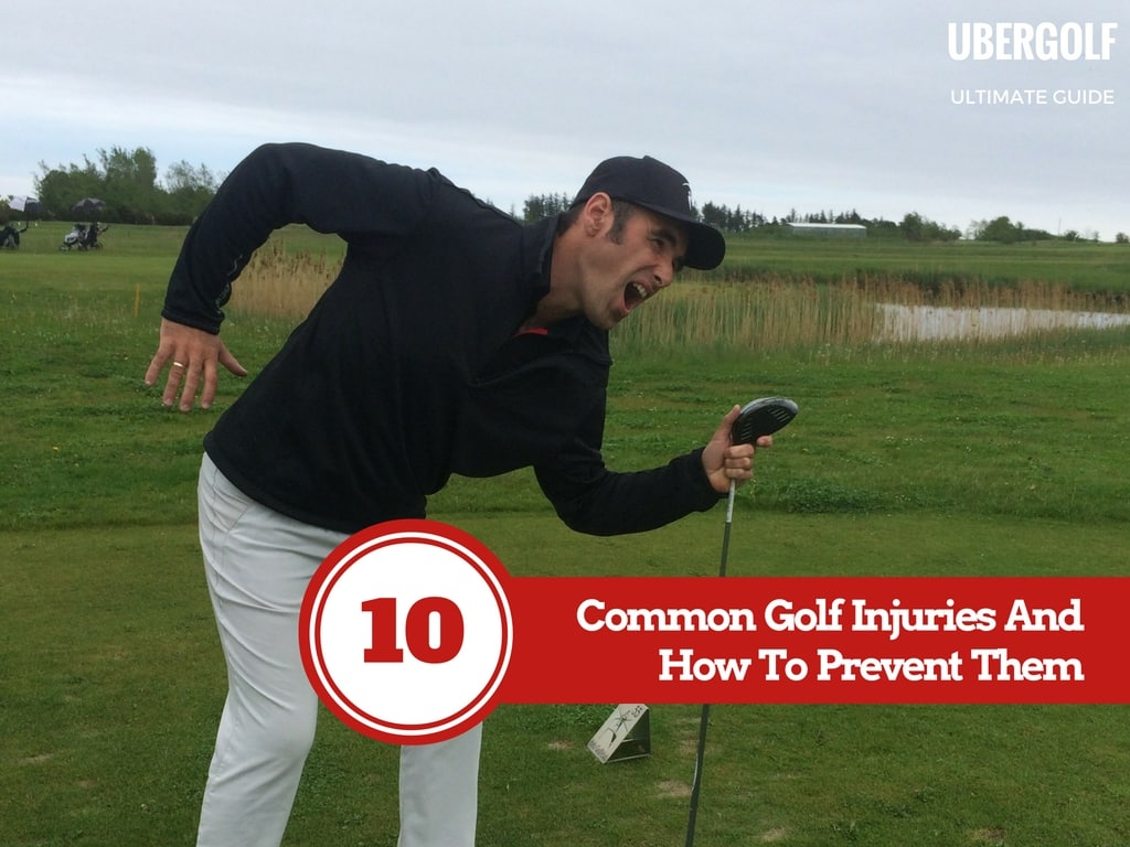 Common Golf Injuries picture