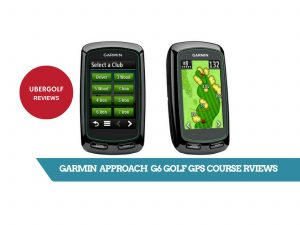 Garmin Approach G6 Golf GPS Course Review