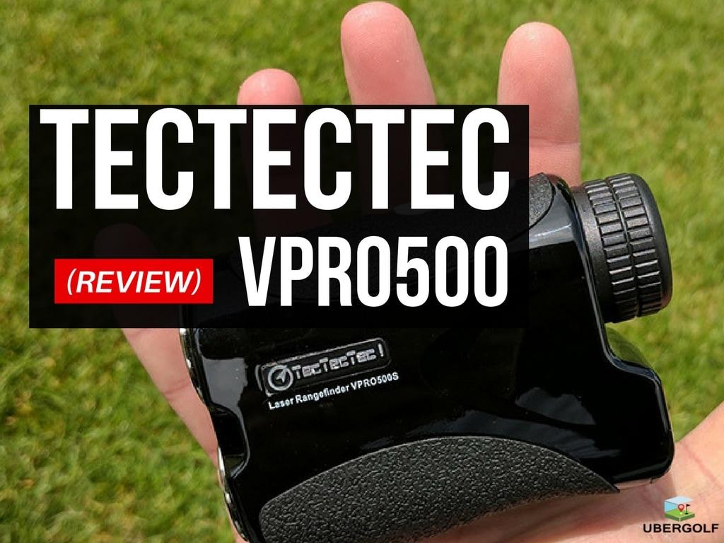 Tectectec VPRO500 Golf Rangefinder Reviews