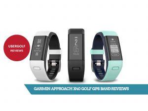 Garmin Approach X40 GPS GOLF BAND Reviews