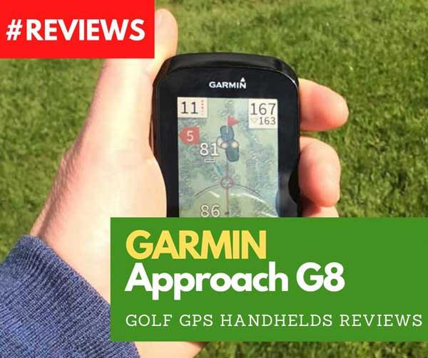 GARMIN Approach G8