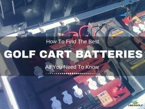 Best Golf Cart Batteries And Chargers: A Complete Buying Guide