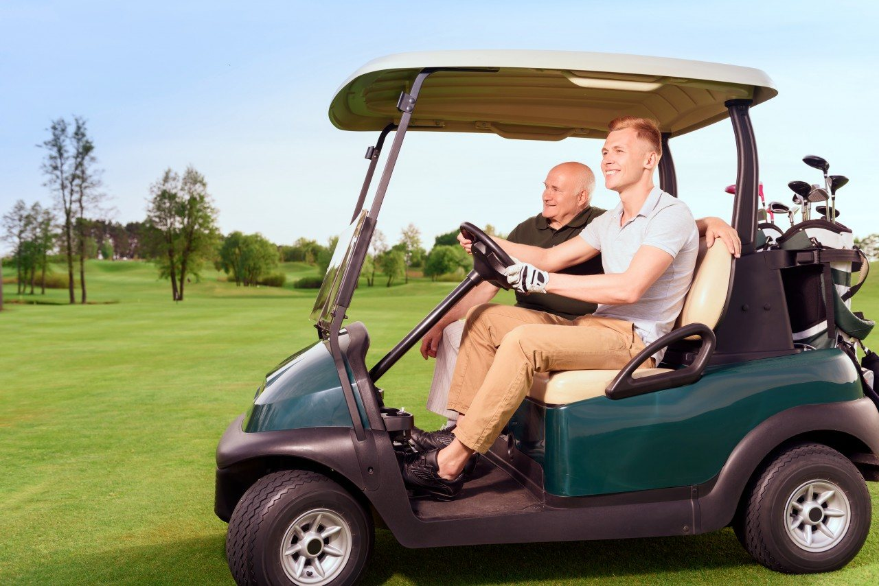 best golf cart batteries and chargers a complete buying guide rh ubergolf net Pimped Out Golf Carts Luxury Golf Carts