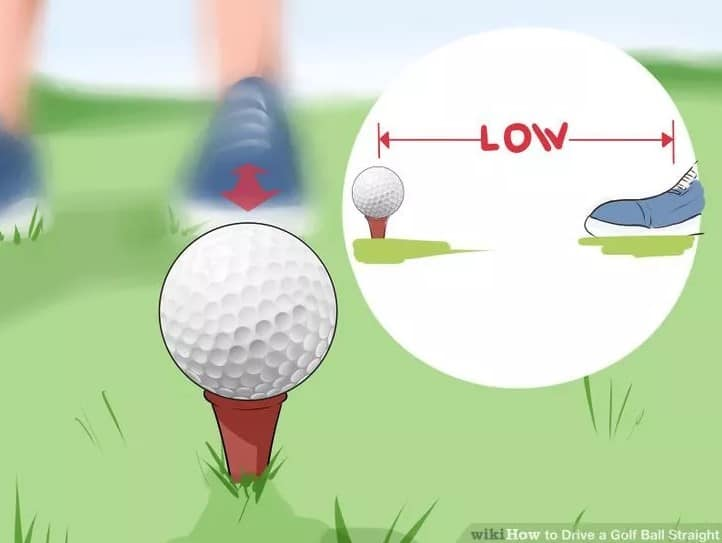 Control drive: For more control over club movement