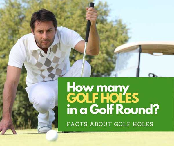 How many Holes are really there in a Golf round?