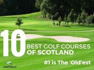 Best Golf Course In Scotland