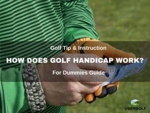 How does golf handicap work