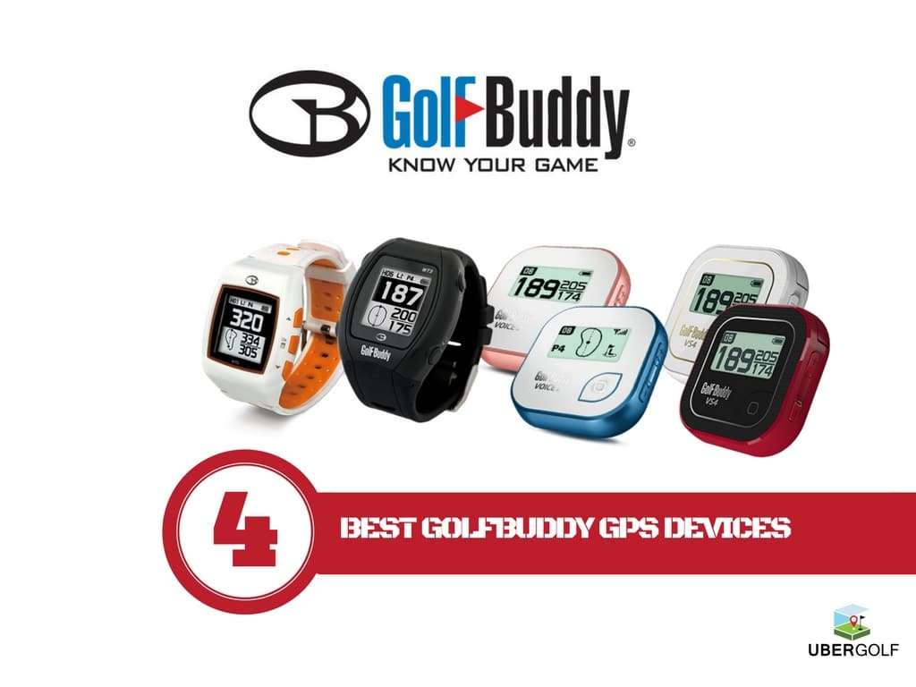 Golf Buddy GPS reviews
