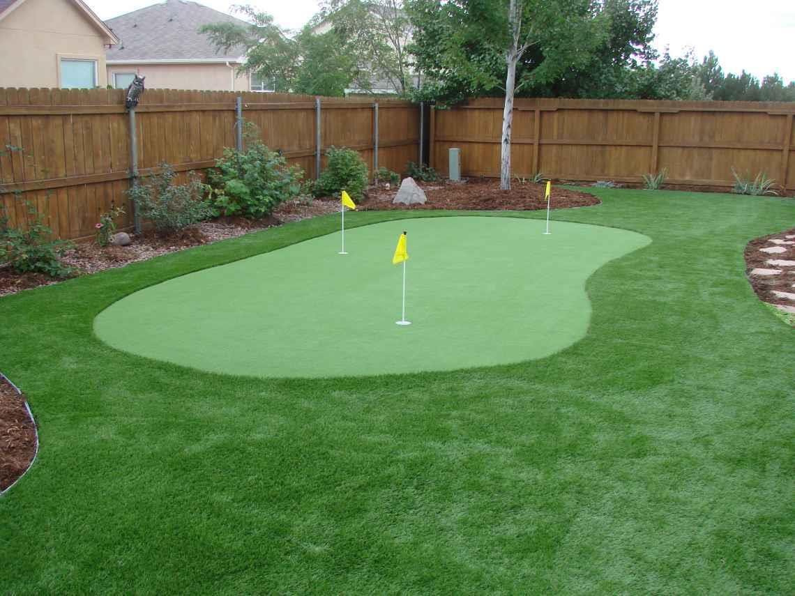 In this post, we explain how to build a putting green with real grass. This  is a general process. You should seek opinions from the local landscapers  and ... - How To Build A Natural Putting Green In Under 45 Hours?