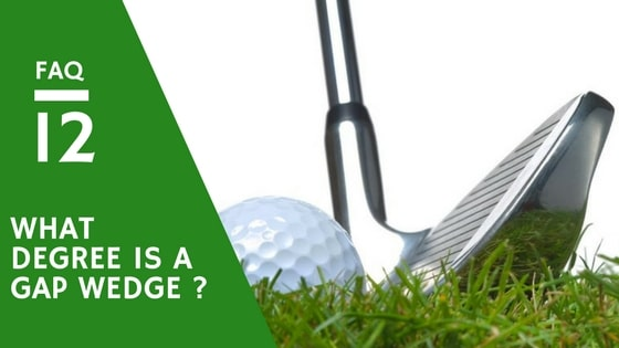What degree is a gap wedge