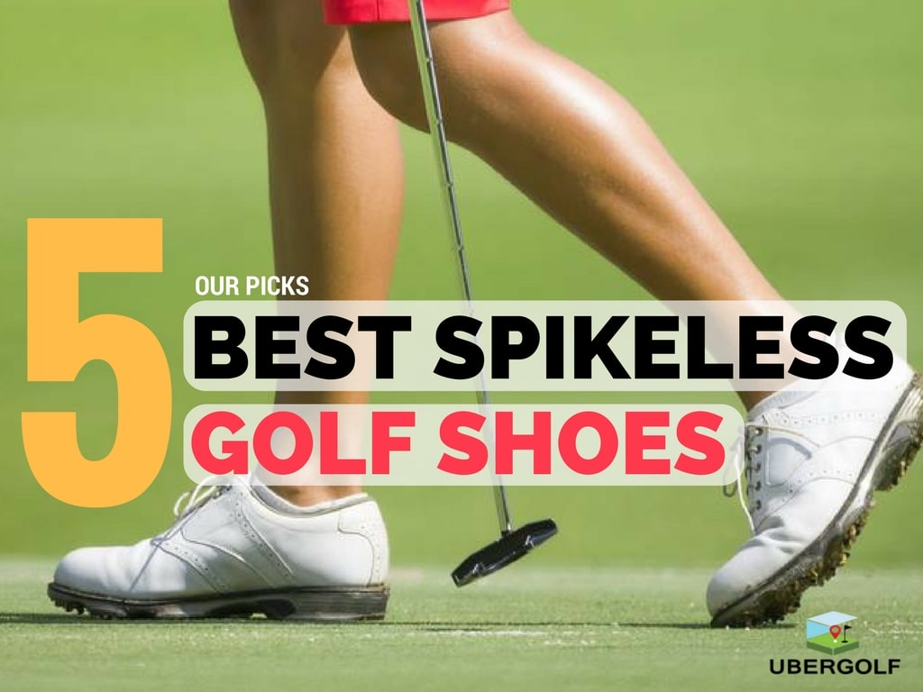 Advantages Of Spikeless Golf Shoes