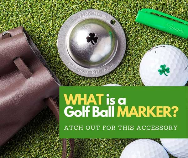 What is a golf ball markers