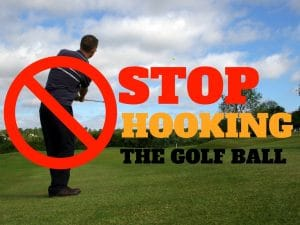 How To Stop Hooking The Golf Ball