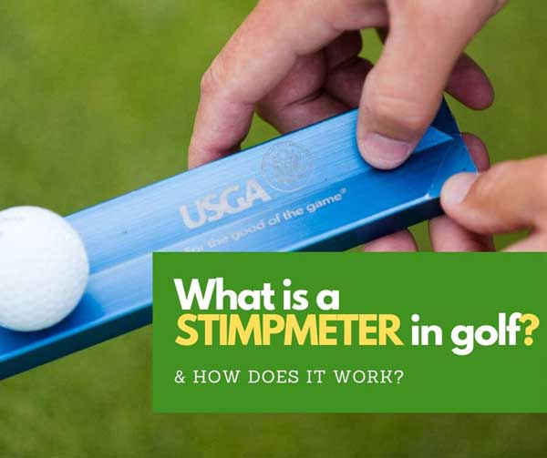 What is a Stimpmeter in golf