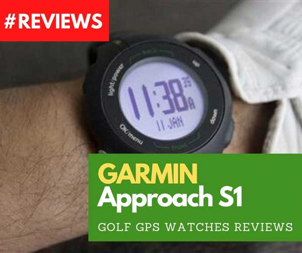 Garmin Approach S1 Reviews