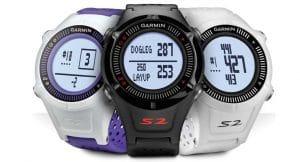 Garmin Approach S2 golf GPS watch review
