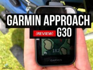 Garmin Approach G30 Golf GPS Handhelds Reviews