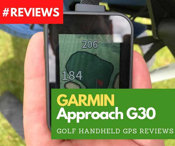 Garmin Approach G30