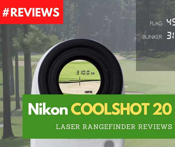Nikon Coolshot 20 Reviews