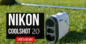 Nikon Coolshot 20 Golf Rangefinder Review