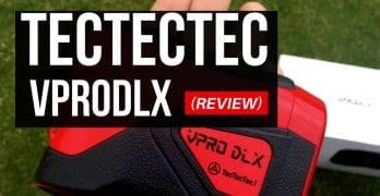 TecTecTec VPRODLX Golf Laser Rangefinder Review