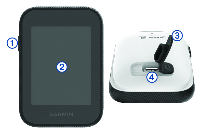Garmin Approach G30 Manual