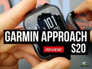 Garmin approach s20 reviews