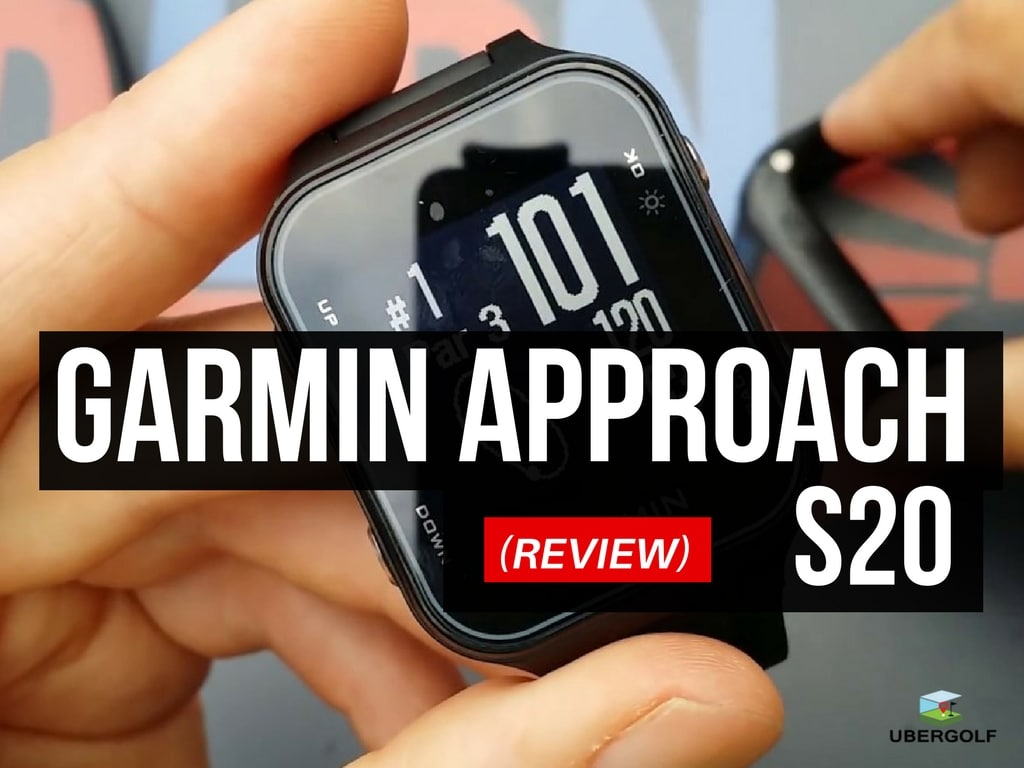 Garmin approach s20 reviews