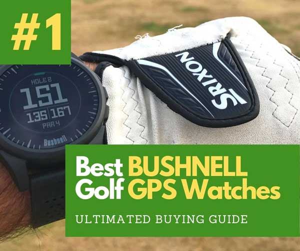 Bushnell Golf Watch