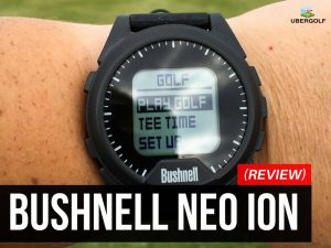 Bushnell NEO Ion Golf GPS Watch Reviews
