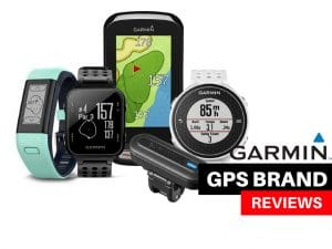 Garmin Golf GPS Watches and Handheds Devices