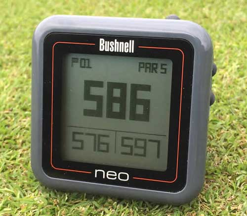 Bushnell-Neo-Ghost-Golf-Mode
