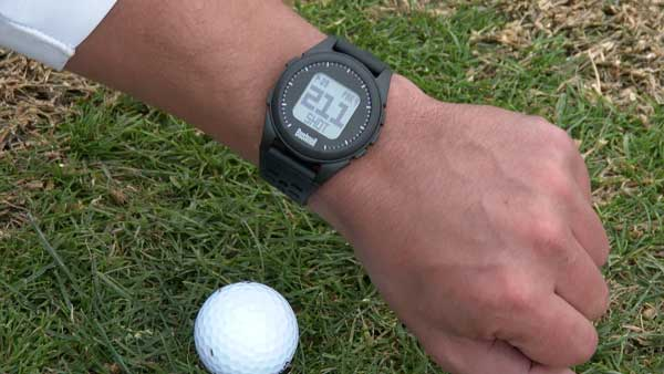 Bushnell-Neo-Ion-Golf-GPS-Watch-Screen