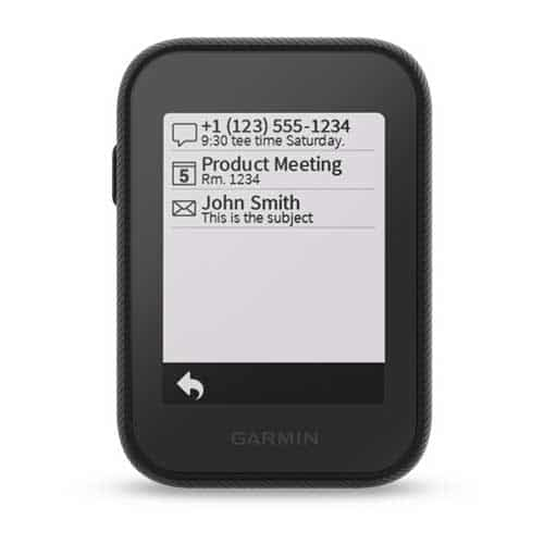 Garmin-g30-smart-notification